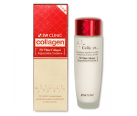 Эмульсия для лица Collagen Regeneration Emulsion 3W CLINIC, 150 мл