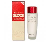 Эмульсия для лица Collagen Regeneration Emulsion 3W CLINIC, 150 мл