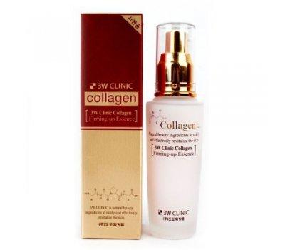 Укрепляющая коллагеновая эссенция для лица Collagen Firming Up Essence 3W CLINIC, 50 мл
