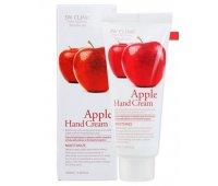 Крем для рук с экстрактом яблока Apple Hand Cream 3W CLINIC, 100 мл
