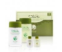 Набор для ухода за мужской кожей Olive For Man Fresh 2 Items Set 3W CLINIC