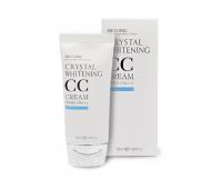 Маскирующий СС крем Crystal Whitening CC Cream SPF 40/PA+++, 3W CLINIC
