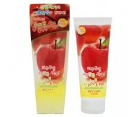 Пенка-скраб для лица Pure Clean Apple Scrub Foam Cleansing 3W CLINIC, 180 мл