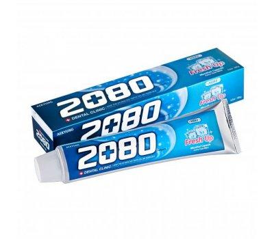 Aekyung Dental Clinic 2080 Fresh Up Menthol Capsule Extra Cool Mint Зубная паста освежающая, 120 гр