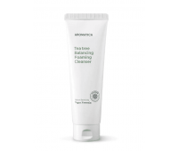Пенка для умывания Tea Tree Balancing Foaming Cleanser Aromatica