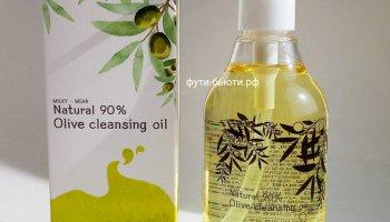 Гидрофильное масло Elizavecca Natural 90% Olive Cleansing Oil: лучшее средство для очищения вашей кожи
