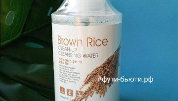 Мицеллярная вода: секрет здоровой и чистой кожи