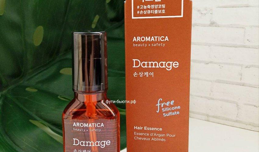 Аргановое масло для волос и кожи