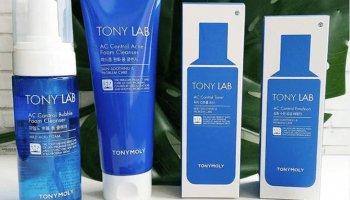Косметика Tony Lab для проблемной кожи от Tony Moly