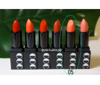Матовая губная помада Momo First Chu Semi Matt LipStick (3,5 гр) 5 тон, CORINGCO