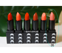 Матовая губная помада Momo First Chu Semi Matt LipStick (3,5 гр) 6 тон, CORINGCO