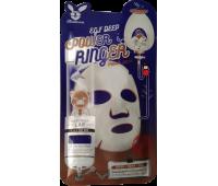 Тканевая маска для лица с EGF Deep Power Ringer Mask Pack Elizavecca