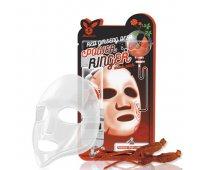 Тканевая маска для лица с Красным Женьшенем Red GInseng Deep Power Ringer Mask Pack Elizavecca