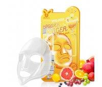 Тканевая маска для лица с Витаминами Vita Deep Power Ringer Mask Pack Elizavecca