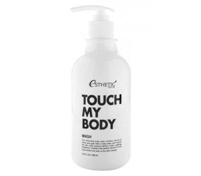 Гель для душа КОЗЬЕ МОЛОКО Touch My Body Goat Milk Body Wash ESTHETIC HOUSE, 500 мл