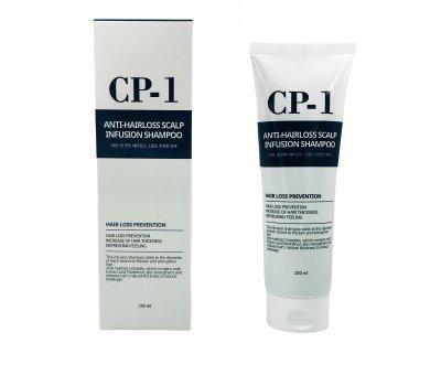 Шампунь для волос CP-1 Anti-Hair Loss Scalp Infusion Shampoo ESTHETIC HOUSE, 250 мл