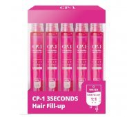 Филлеры для волос CP-1 3 Seconds Hair Ringer Hair Fill-up Ampoule ESTHETIC HOUSE, 13 мл * 5 шт