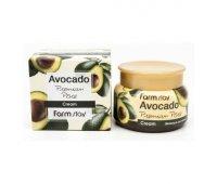 Крем для лица с экстрактом авокадо Farm Stay Avocado Cream, 100 мл