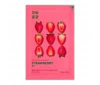 Тканевая маска с клубникой Holika Holika Pure Essence Mask Sheet Strawberry, 20 мл