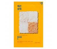 Тканевая маска с рисом Holika Holika Pure Essence Mask Sheet Rice, 20 мл
