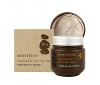 Маска для лица с вулканической глиной Innisfree Jeju Volcanic Pore Clay Mask, 100 мл
