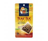 Премиальный травяной чай Tea's Tea New York бергамот и апельсин ITOEN, 10 пак, 20 гр.