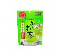 Растворимый зеленый чай с добавлением Матча Instant Green Tea With Matcha ITOEN, 40 гр.