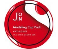 Альгинатная маска с экстрактом женьшеня Anti-Aging Modeling Cup Pack J:ON