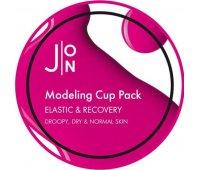 Альгинатная маска с коллагеном Elastic & Recovery Modeling Cup Pack J:ON