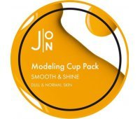 Альгинатная маска с жемчугом Smooth & Shine Modeling Cup Pack J:ON