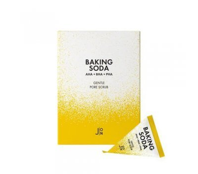 Baking Soda Gentle Pore Scrub J:ON Скраб для лица с содой, 20 шт*5 гр