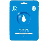 Тканевая маска для лица Molecula Hyaluronic Daily Essence Mask J:ON