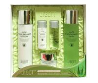 Набор для ухода за кожей Aloe Aqua Balance Skin Care Set 3 Jigott