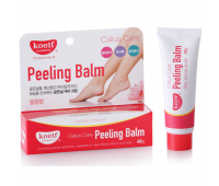 Крем-пилинг для ног Callus Care Peeling Balm KOELF, 40 гр