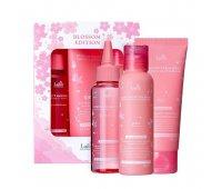 Набор средств для волос Lador SET Blossom Edition Perfect Hair Fill-UP 100 мл, Keratin LPP Shampoo 100 мл, Hydro LPP 100мл