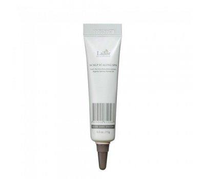 Пилинг для кожи головы Scalp Scaling Spa Аmpoule Lador, 15 мл