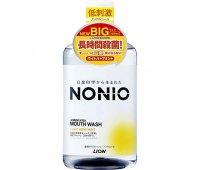"""Lion Ежедневный зубной ополаскиватель """"Nonio"""" с длительной защитой от неприятного запаха, 1000 мл"""