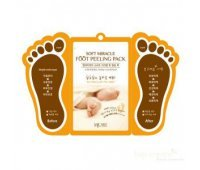 Пилинг для ног Soft Miracle Foot Peeling Pack, Mijin