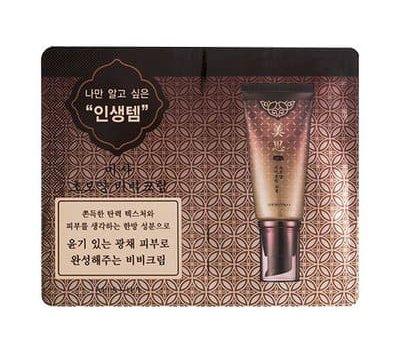 Пробник тональный крем Missha MISA Cho Bo Yang BB Cream SPF/PA++ (21 тон)