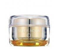 Крем для лица Missha Super Aqua Cell Renew Snail Cream, 47 мл
