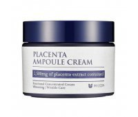 Крем для лица Placenta Ampoule Cream MIZON, 50 мл