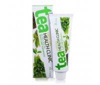 Зубная паста отбеливающая с экстрактом зеленого чая Mukunghwa Tea Catechin Health Clinic, 100 гр