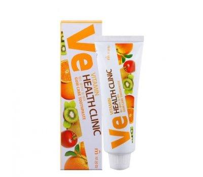 Mukunghwa Vitamin Health Clinic Зубная паста с витаминами для профилактики заболеваний десен, 100 гр