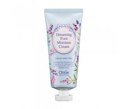 Ottie Dreaming Foot Moisture Cream Увлажняющий крем для ног, 80 мл