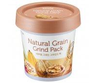 Питательная зерновая маска для сухой кожи Ottie Natural Grain Grind Pack, 100 мл