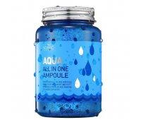 Сыворотка с морским коллагеном Scinic Aqua All in One Ampoule, 250 мл