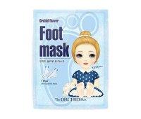 Маска для ног с экстрактом меда Foot Mask Sheet, The Orchid Skin