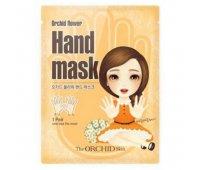 Маска для рук с экстрактом орхидеи Hand Mask Sheet, The Orchid Skin