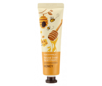 Крем для рук Natural Green Hand Cream Honey Tony Moly, 30 мл