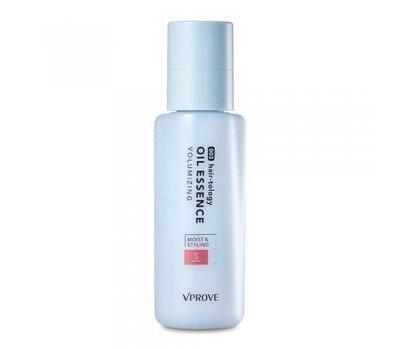 Интенсивное масло-эссенция для вьющихся волос Hairtology Oil Essence Volumizing Vprove, 85 мл